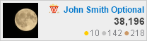 profile for John Smith Optional at Movies & TV
